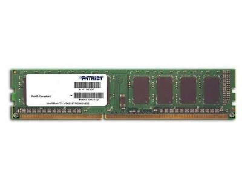 Модуль памяти 8GB PC12800 DDR3 PSD38G16002 PATRIOT