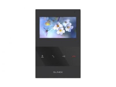 "Монитор LCD 4.3"" IP DOORPHONE SQ-04 BLACK SLINEX"