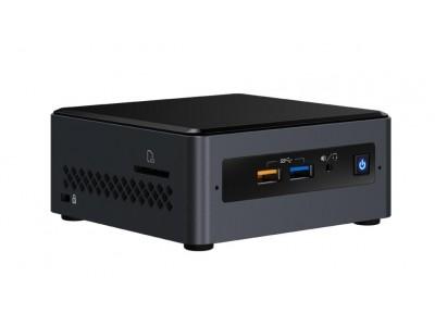 Миникомпьютер CMD-J4005 BOXNUC7CJYSAL2 961288 INTEL