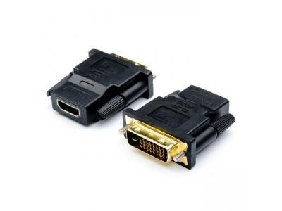 Кабель а/в ATCOM DVI - HDMI AT1208