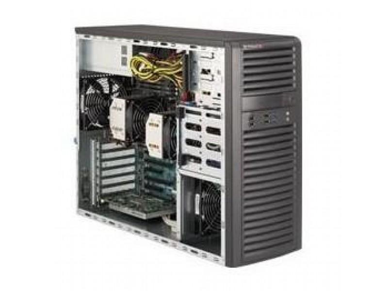 Корпус для сервера MIDTOWER 900W CSE-732D4F-903B SUPERMICRO