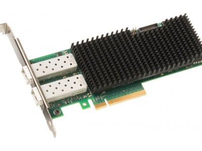 Сетевой адаптер PCIE 25GB DUAL PORT XXV710-DA2 XXV710DA2BLK INTEL