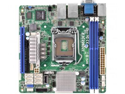 Серверная материнская плата C226 S1151 MITX E3C226D2I ASROCK