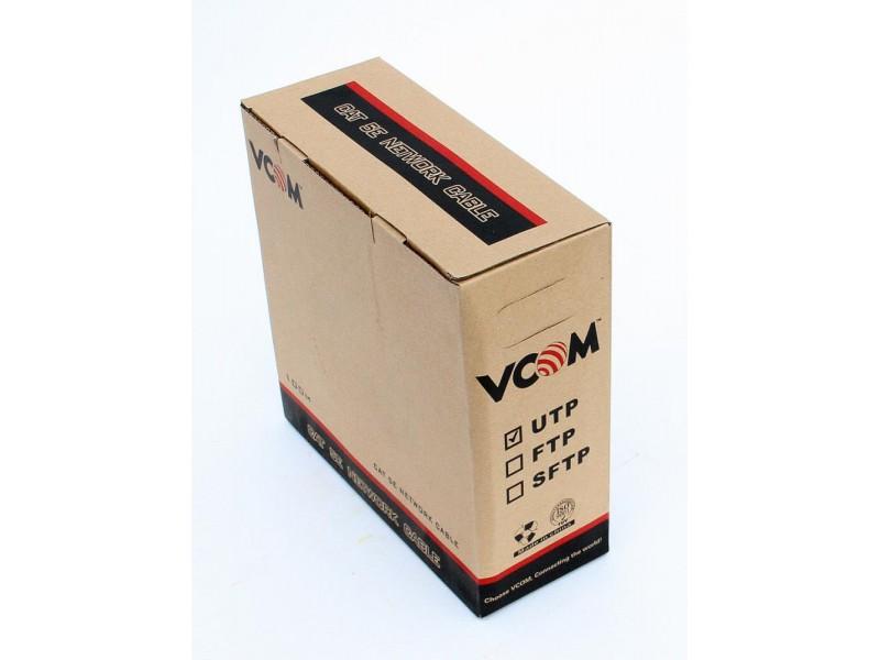 Кабель CAT5E UTP 100M VNC1000 VCOM