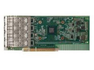 Сетевой адаптер 4X10GE PCIE3 X8RT SFP+ QL41134HLCU-CK QLOGIC