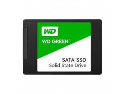 """SSD жесткий диск SATA2.5"""" 1TB SLC GREEN WDS100T2G0A WDC"""