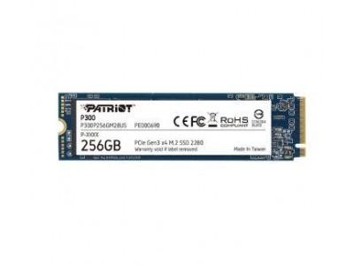 SSD жесткий диск M.2 2280 256GB QLC P300P256GM28 PATRIOT