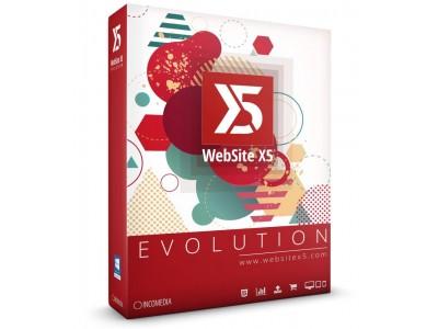 Лицензия WSX5EVO15RU Sozdavajte adaptivnye veb-sajt