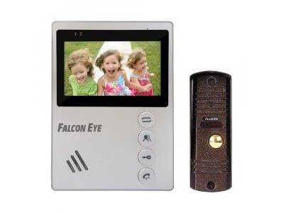 "Монитор LCD 4"" IP DOORPHONE KIT-VISTA FALCON EYE"