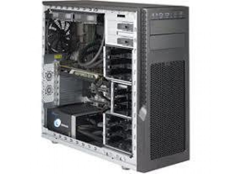 Серверная платформа MIDTOWER SATA SYS-5039AD-I SUPERMICRO