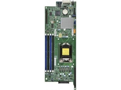 Серверная материнская плата C236 S1151 PROP. MBD-X11SSE-F-P SUPERMICRO