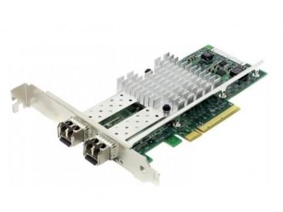 Сетевой адаптер PCIE 10GB DUAL PORT X520-SR2 E10G42BFSRBLK INTEL
