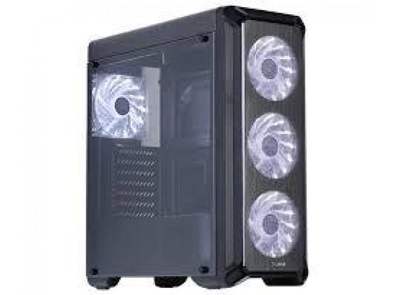 Корпус ZALMAN i3 MidiTower без Б/П ATX MicroATX MiniITX Цвет черный I3