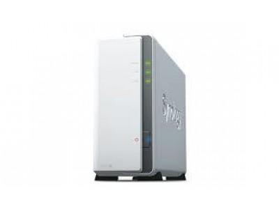 СХД настольное исполнение 1BAY NO HDD DS120J SYNOLOGY