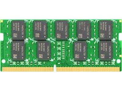 Модуль памяти для СХД DDR4 16GB SO D4ECSO-2666-16G SYNOLOGY
