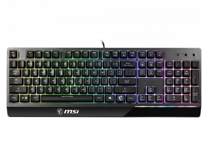 Клавиатура GAMING BLACK RUS VIGOR GK30 RU MSI