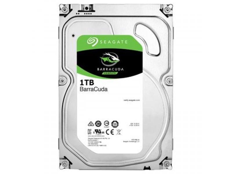 Жесткий диск SATA 1TB 7200RPM 6GB/S 64MB ST1000DM010 SEAGATE