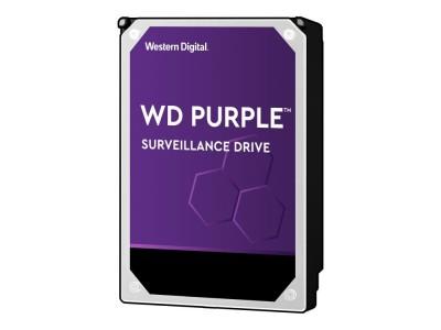 Жесткий диск SATA 14TB 6GB/S 512MB PURPLE WD140PURZ WDC