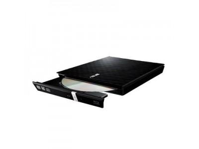 Оптический привод DVD RW USB2 8X EXT RTL BLACK SDRW-08D2S-U ASUS