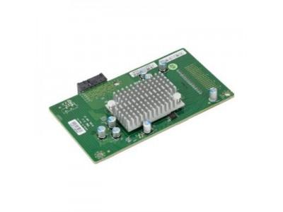 Аксессуар для серверного оборудования INFINIBAND CARD AOC-IBH-X4ES-O SUPERMICRO