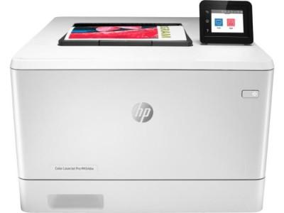 Принтер лазерный COLOUR JET PRO M454DW W1Y45A#B19 HP