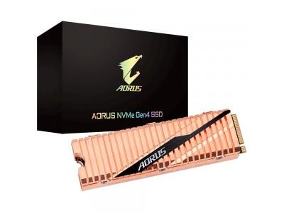 SSD жесткий диск M.2 2280 1TB GP-ASM2NE6100TTTD GIGABYTE