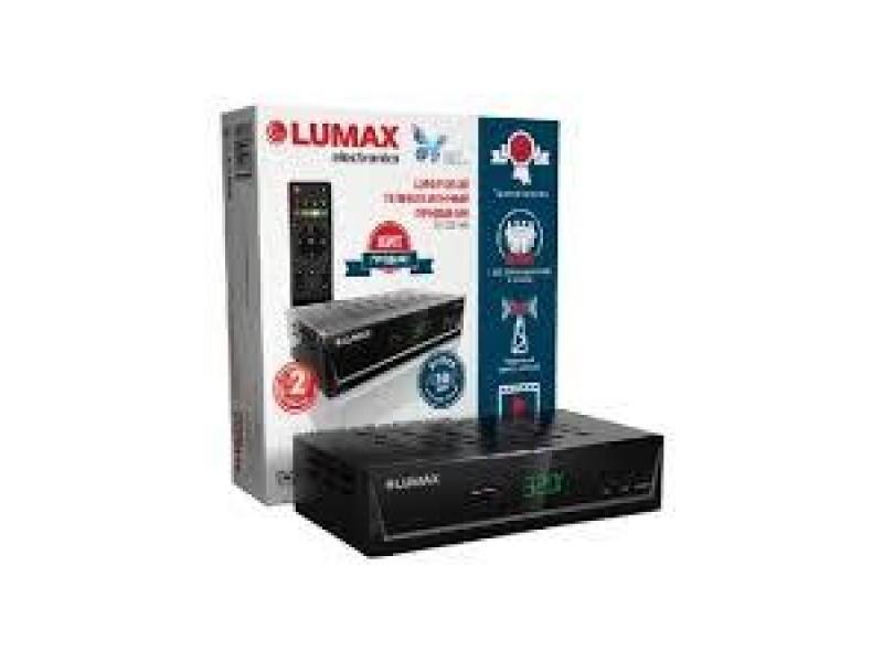 ТВ-ресивер DVB-T2 DV3201HD LUMAX