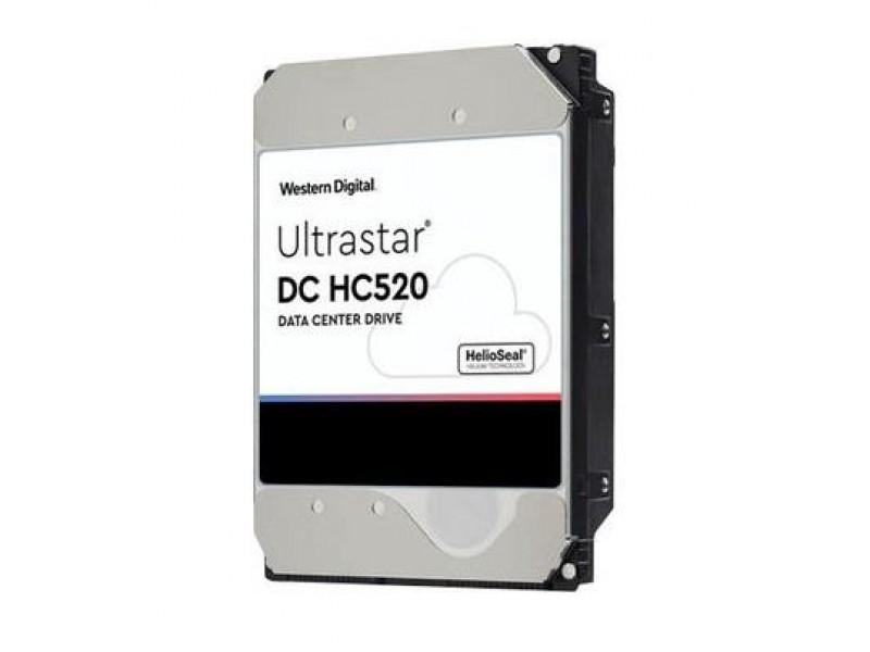 Жесткий диск SATA 12TB 7200RPM 6GB/S 256MB DC HC520 0F30146 WD