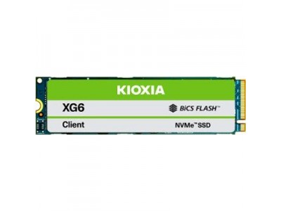 SSD жесткий диск M.2 2280 256GB KXG60ZNV256GBTYLGA KIOXIA