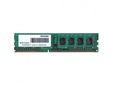 Модуль памяти 4GB PC12800 DDR3L PSD34G1600L81 PATRIOT