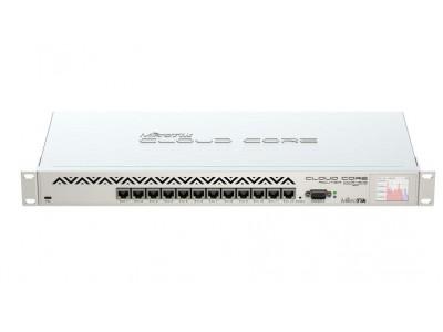 Маршрутизатор 1000M 12PORT CCR1016-12G MIKROTIK