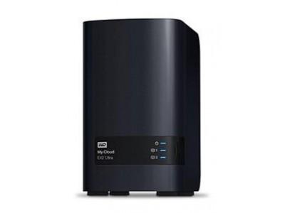 Система хранения данных 2BAY 2X4TB WDBSHB0080JCH-EEUE WDC