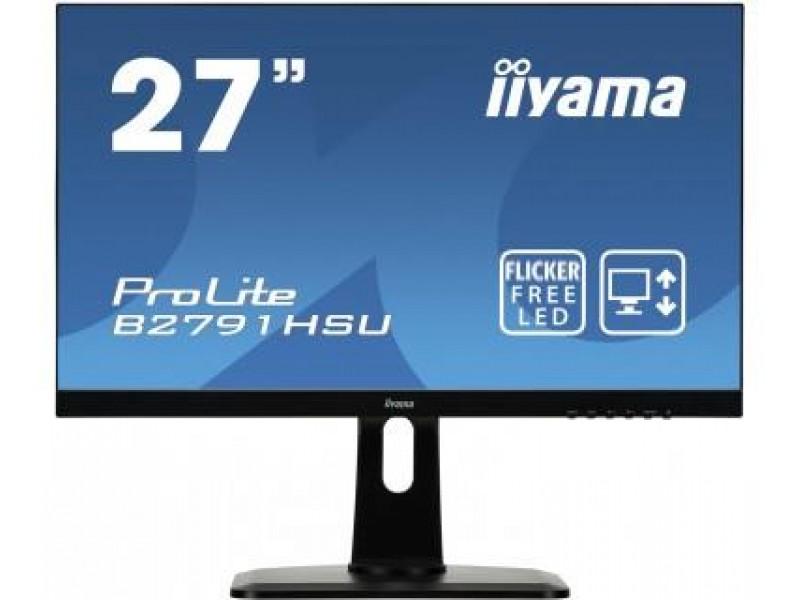 "Монитор LCD 27"" TN B2791HSU-B1 IIYAMA"