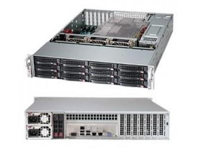 Корпус для сервера 2U 1280W EATX 826BE26-R1K28LPB SUPERMICRO