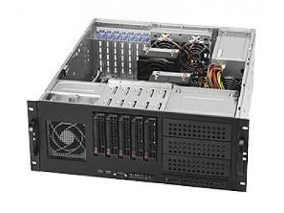 Корпус для сервера 4U 865W BLACK CSE-842TQ-865B SUPERMICRO