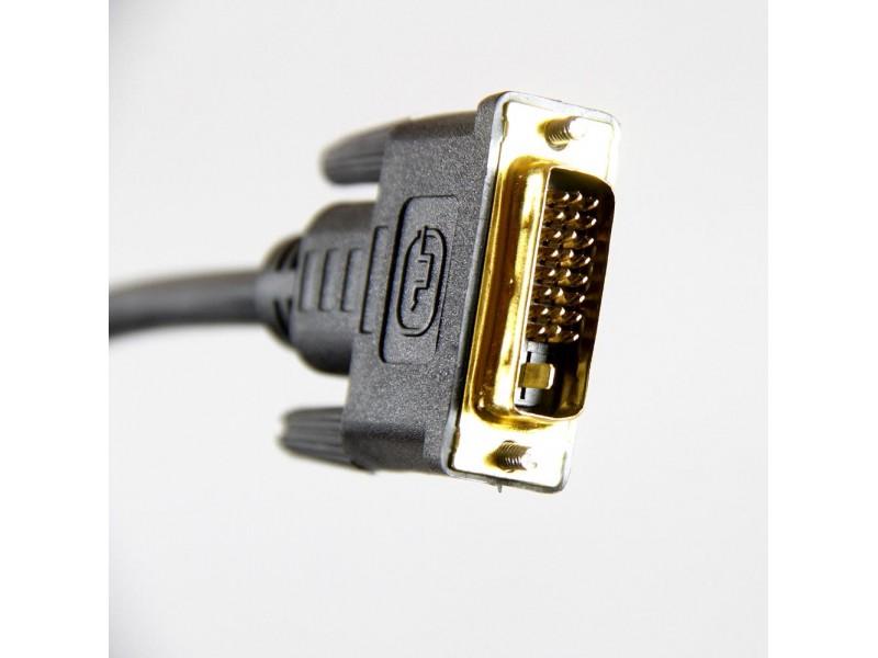 Кабель а/в TVCOM 5m м HDMI to DVI-D (19M -25M) LCG135F-5M