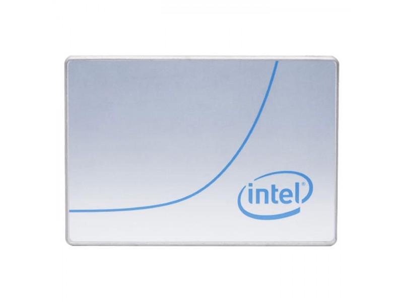 "SSD жесткий диск PCIE NVME 7.68TB QLC 2.5"" D5-P4320 SSDPE2NV076T801 INTEL"