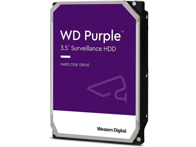 Жесткий диск SATA 6TB 6GB/S 128MB PURPLE WD62PURZ WDC