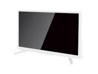 """Телевизор LCD 24"""" WHITE 24H111T LEFF"""