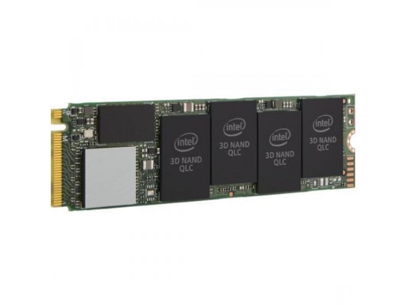 SSD жесткий диск M.2 2280 512GB QLC 660P SSDPEKNW512G8X1 INTEL