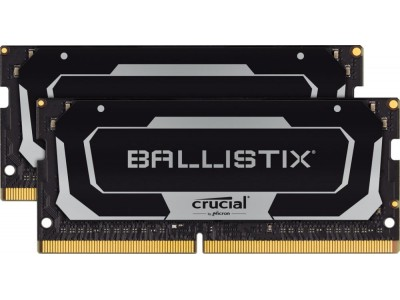 Модуль памяти для ноутбука 16GB PC25600 DDR4 SO KIT2 BL2K8G32C16S4B CRUCIAL