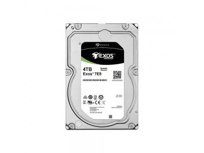 Жесткий диск SAS 4TB 7200RPM 12GB/S ST4000NM005A SEAGATE