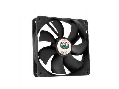 Вентилятор для корпуса 120MM NCR-12K1-GP COOLER MASTER