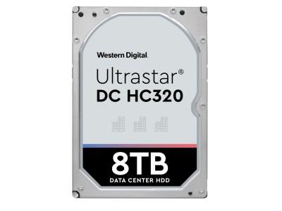 Жесткий диск SATA 8TB 7200RPM 6GB/S 256MB DC HC320 0B36404 WD