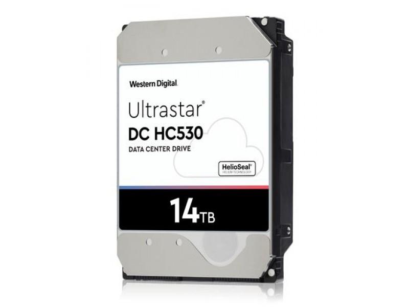 Жесткий диск SATA 14TB 7200RPM 6GB/S 512MB DC HC530 0F31284 WD