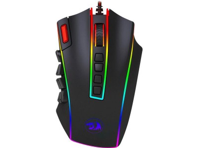 Мышка USB LASER LEGEND CHROMA REDRAGON 78345 DEFENDER