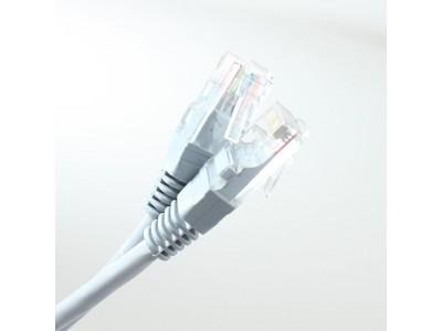 Кабель PATCH UTP CAT5E 0.5M GREY NA102-0.5M TELECOM