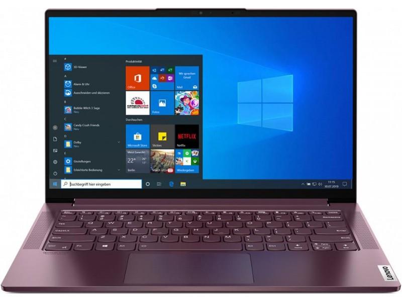 "Ноутбук YG7 14ITL05 CI7-1165G7 14"" 16/512GB W10 82A3004RRU LENOVO"
