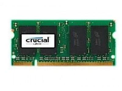 Модуль памяти для ноутбука 4GB PC14900 DDR3 SO CT51264BF186DJ CRUCIAL