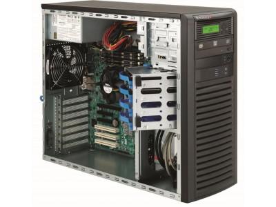 Корпус для сервера MIDTOWER 900W CSE-732D3-903B SUPERMICRO